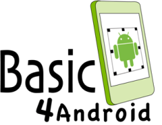 Basic4Android: A new easy to use programming language for